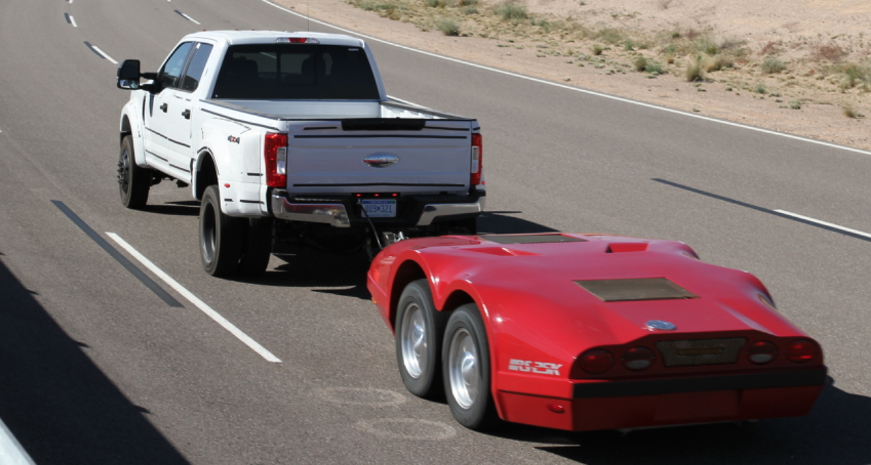 Ford f series climbing abilities requires new testing for Ford motor company driver education series