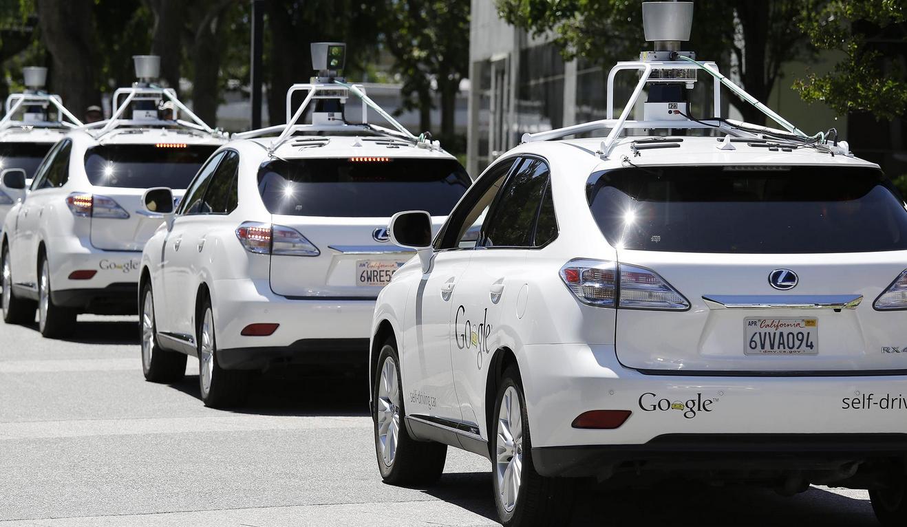 Autonomous driving vehicles