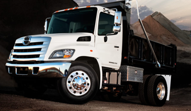 Denso Commercial Links Up with Hino Trucks