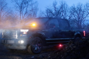 Strobe Warning Lights Now Available on 2016 F-150 Fleet Models