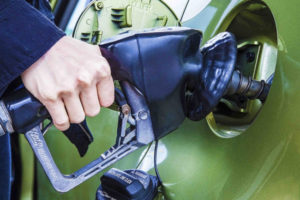 Prices at Pump Remain Flat