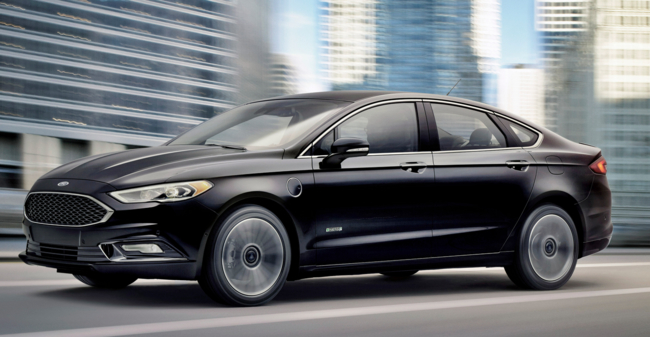 New Ford Plug-in Hybrid Boasts 610-Mile Range