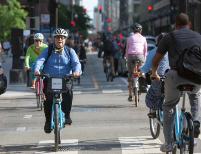 State DOTs Call for Increased Roadway Design Flexibility, Bikes and Walkers in Focus
