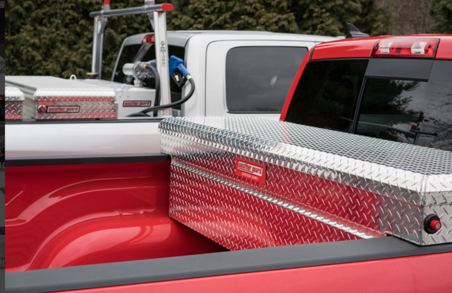 Advanced Truck and Van Storage Equipment from Weather Guard