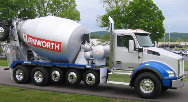 New Kenworth T880 Short Hood With Allison 4700 Rds Fully