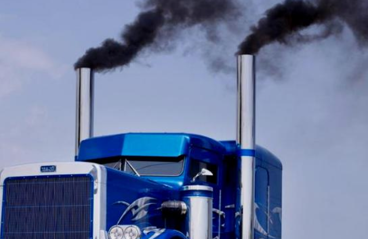 U S Gov T Orders Truck And Bus Pollution Cut By 25