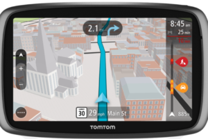 New GPS for Pro Truckers from TomTom