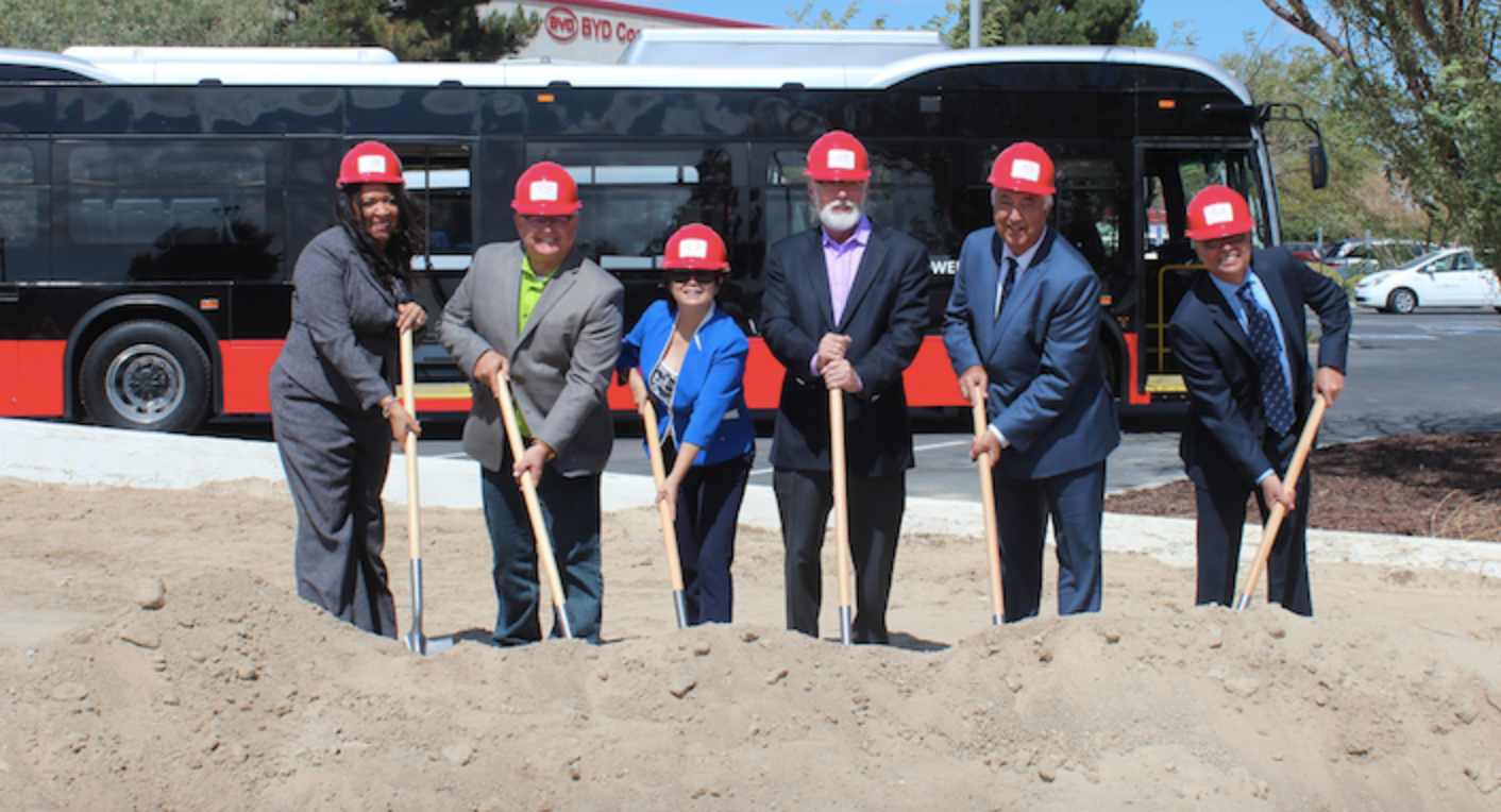 BYD Breaks Ground on Expanded Manufacturing Facility in Lancaster, CA