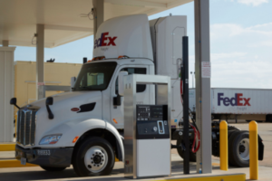 FedEx Invests in CNG Fueling At Oklahoma City Service Center