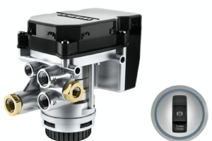 WABCO Unveils First Stand-alone Parking Brake Control for Trucks and Buses