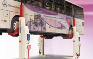 New High Performance, Lower Capacity Lift from Stertil-Koni