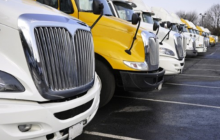 August Used Class 8 Truck Volumes Up