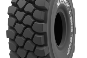 Think Big! New 55-ton Haulage Tire from Michelin