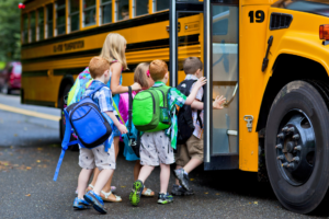 New Backseat Reminder System, Ideal for School Bus Fleets