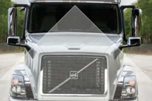 New Collision Mitigation System from Volvo Trucks