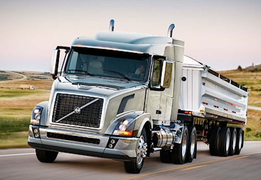 Volvo Trucks  to Partner with Geotab on Connected Vehicles