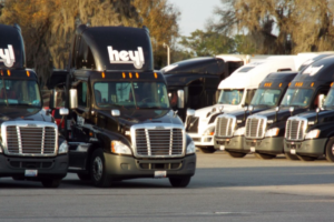 Freight Hauler Deploys Video Safety Monitoring and Coaching Approach for Drivers