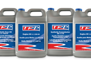 New Lubricants for All Truck Models from TRP