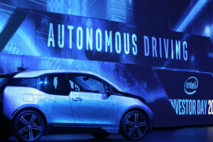 Intel to Invest $250 Million in Autonomous Driving
