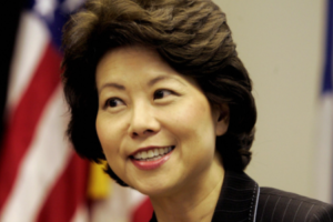 AASHTO Supports Elaine Chao as U.S. Transportation Secretary