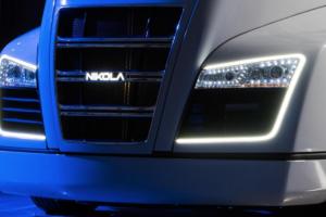 Nikola Unveils Electric Class 8 Semi-Truck