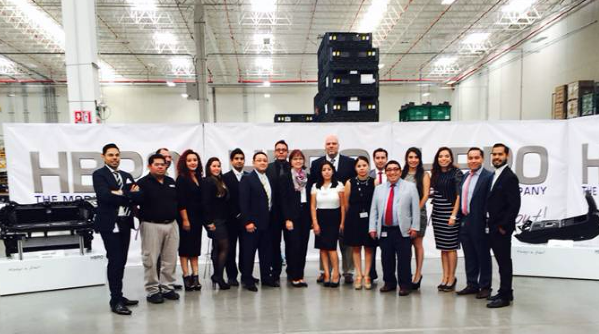 Auto Parts Manufacturer Hbpo Opens New Plant In Mexico