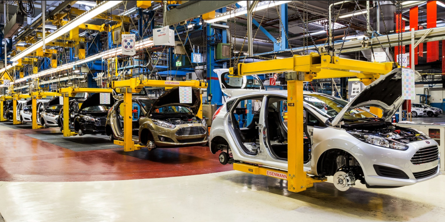 Total ford u s december sales nearly flat for Ford motor company driver education series