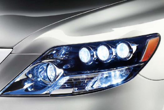 Headlights Get Smart With Built In Sensors Fleet News Daily