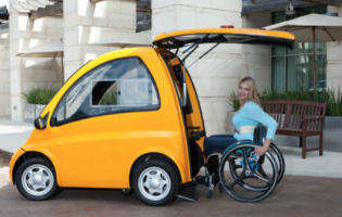 Self-Driving Cars Could Open 2 Million New Jobs for People with Disabilities