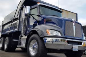 Wide Base 385 Steer Tires Now Available on Kenworth T370