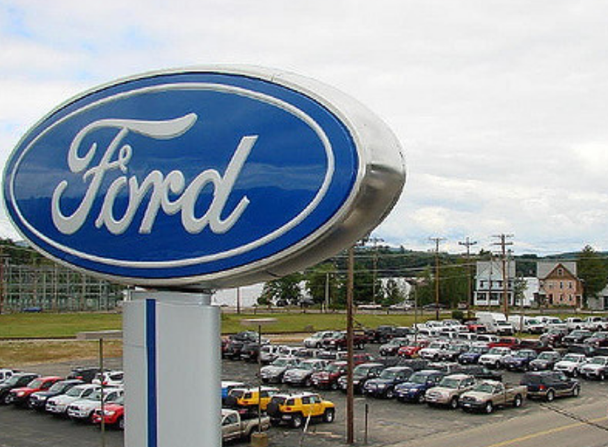 Ford down shifts to net loss of 800 million in q4 fleet for Ford motor company pension plan