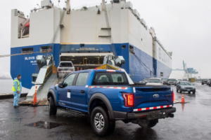 Ford Exporting New F-150 to China