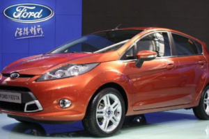 Ford Sales in China Drop Sharply in January