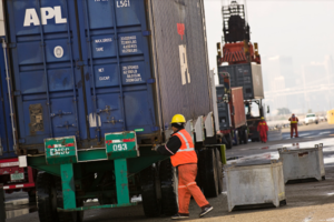 Freight Signals Strong Economic Activity