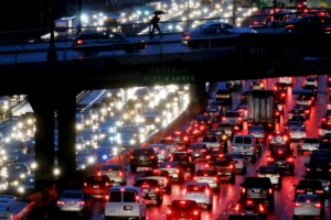 LA Rates as World's Most Congested City; NYC is # 3; San Francisco is # 4