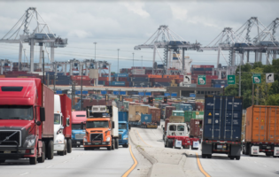 Truck Tonnage Index Increased 2.9% in January