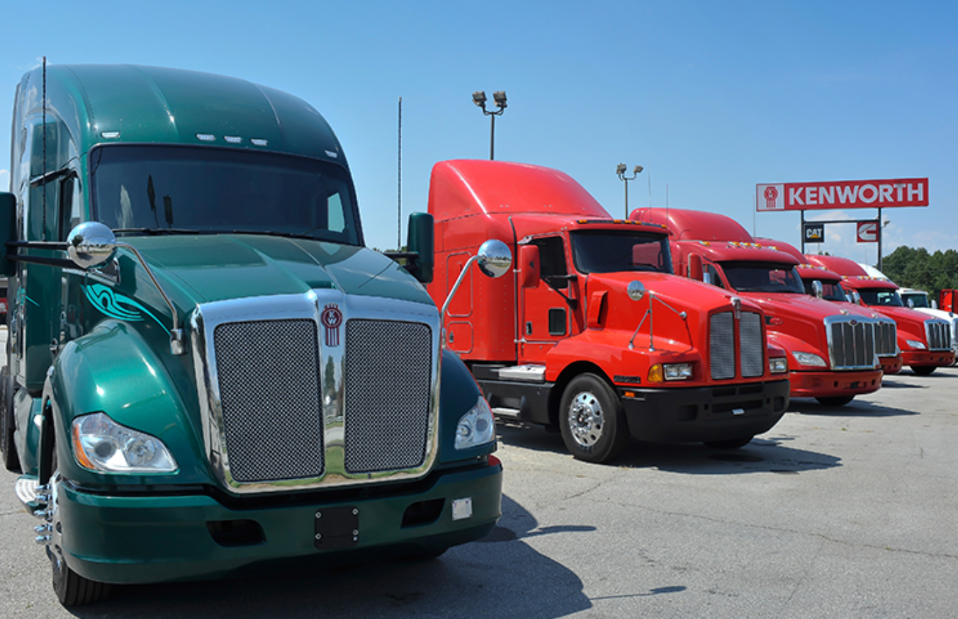 Strong Start for Used Class 8 Truck Same Dealer Sales