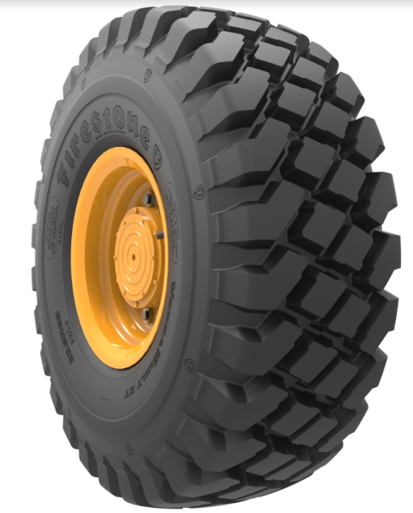 Americas Best Tire >> New Firestone Off-the-Road Radial Tire Line | Fleet News Daily