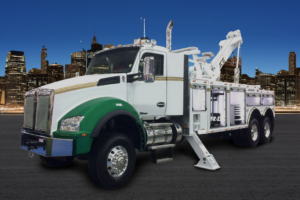 Kenworth T880 Now Available in All-Wheel Drive