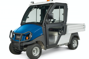 Club Car Introduces All-Steel Cab Commercial Vehicle