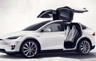 Green Commuter Launches All-Electric Vanpool Service Using Tesla Passenger SUVs