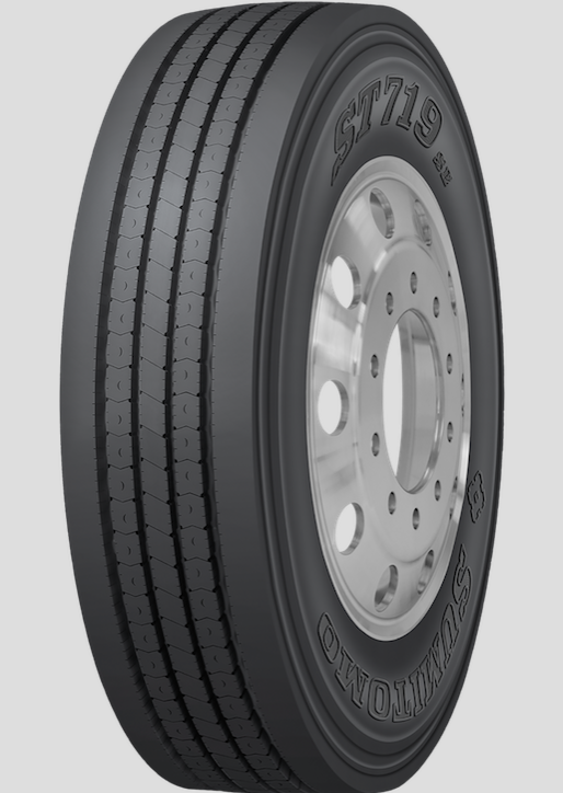 TBC Brands to Unveil New Sumitomo Truck Tires at MATS