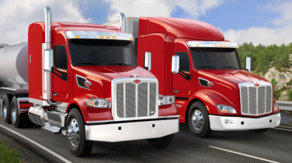Peterbilt Introduces Allison TC10® Transmission in Models 567 and 579