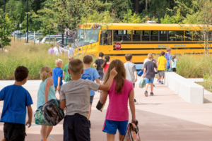 Sacramento to Deploy 29 Electric School Buses and Charging Devices
