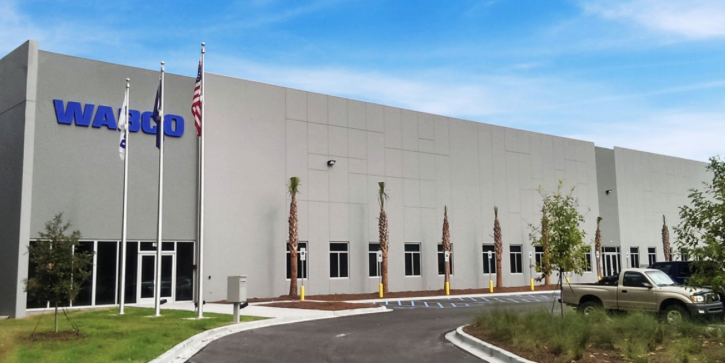 WABCO Opens 145,000 Sq. Foot Plant for Air Disc Brake Production in South Carolina