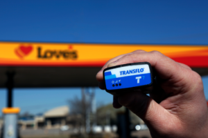 Pegasus TransTech Starts Retail Distribution of Telematics via Love's Travel Stops