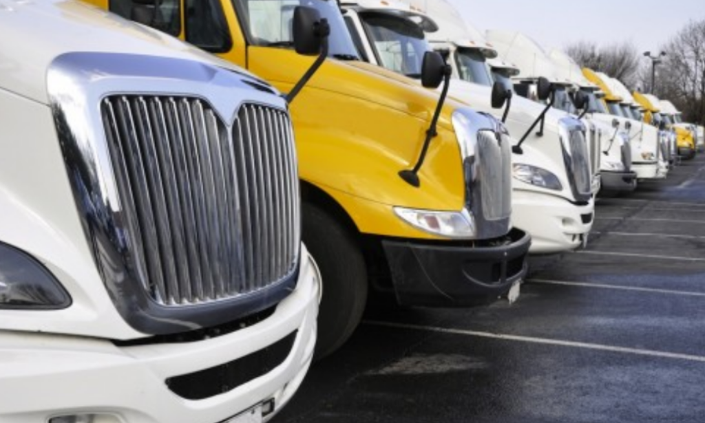 Used Class 8 Truck Same Dealer Sales Rise into February