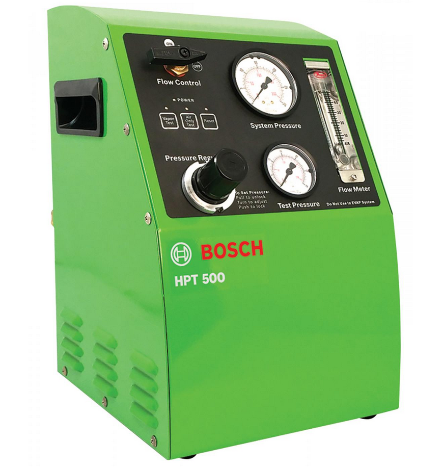 New High Pressure Leak Tester for Heavy-Duty Applications