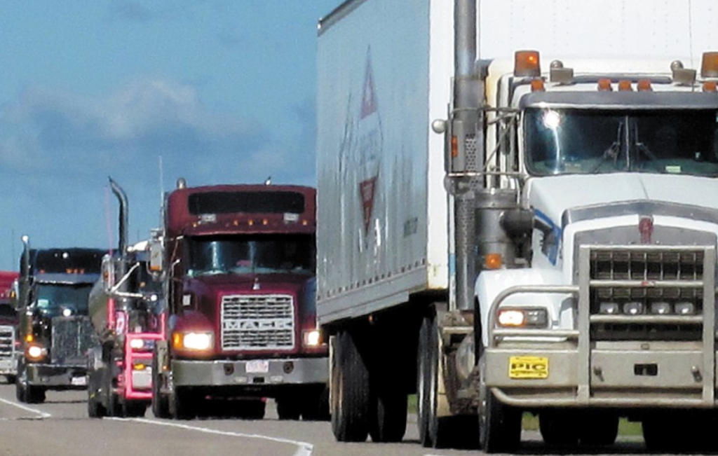 Truck Tonnage Index Takes Surprising Drop of 2.5% in April