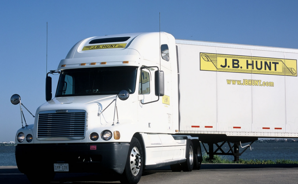 J.B. Hunt Transport Services Q1 Revenues Up, Operating Income Down
